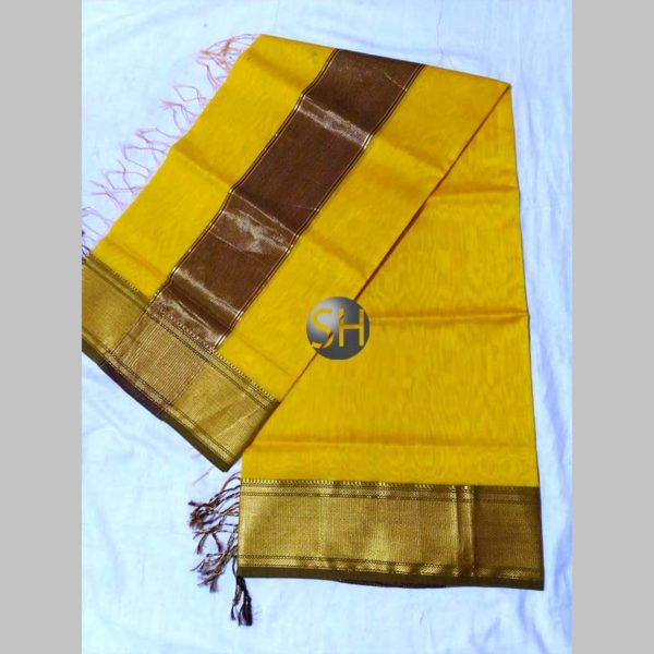 Silk Cotton Maheshwari Duppatta