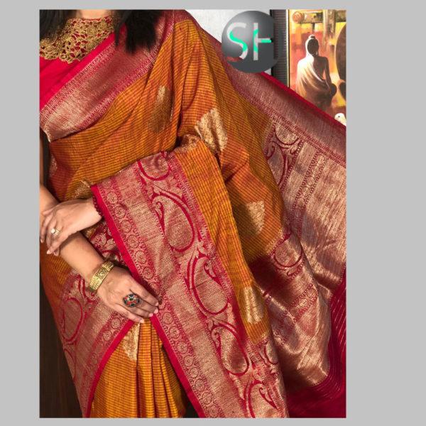 Banarasi-Silk--Dhupianmusta