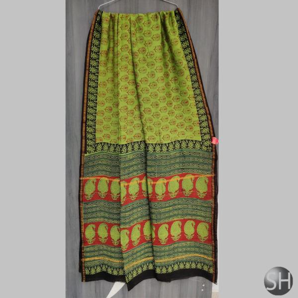 Chanderi-silk-saree-7