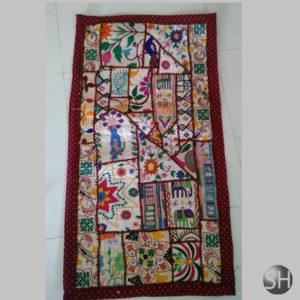 Kathiyaawad Table Runner/ Wall Pieces