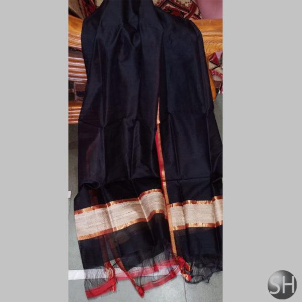 Maheshwari-jute-black