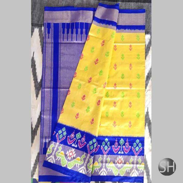 Ikkat-pochampalli
