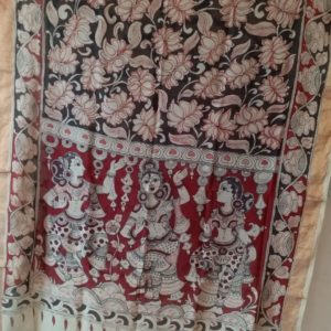 Venkatagiri Handloom Cotton Duppattas