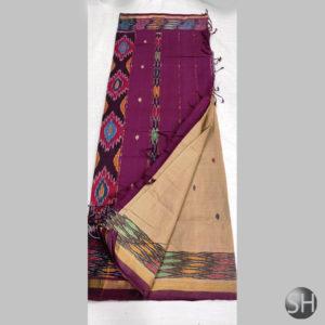 Pochampally Handloom Cotton thread buta #1