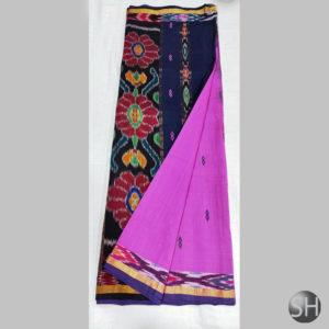 Pochampally Handloom Cotton thread buta #3