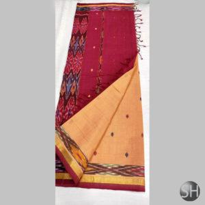 Pochampally Handloom Cotton thread buta #4
