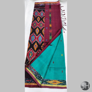 Pochampally Handloom Cotton thread buta #5