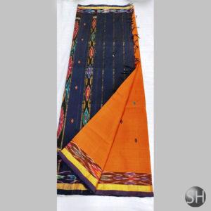 Pochampally Handloom Cotton thread buta #7