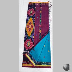 Pochampally Handloom Cotton thread buta #8
