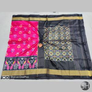 Pure Ikkat Silk Sarees with blouse #2