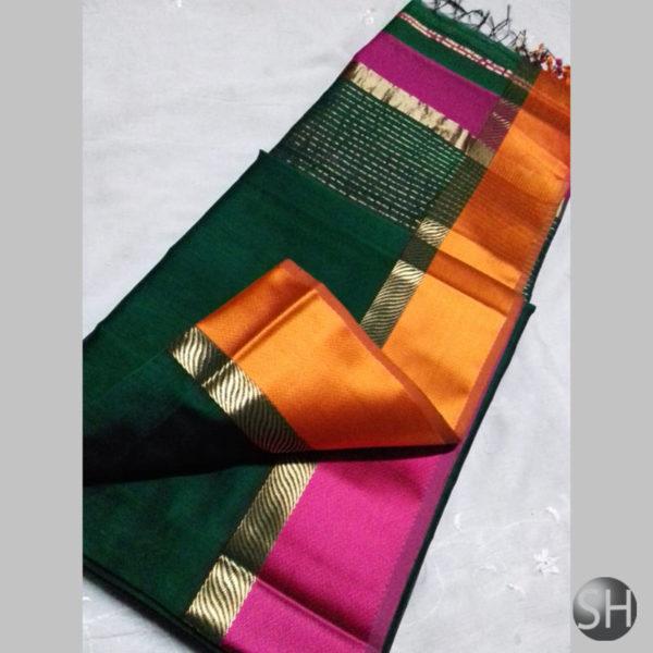 pastel-green-Maheshwari-sil