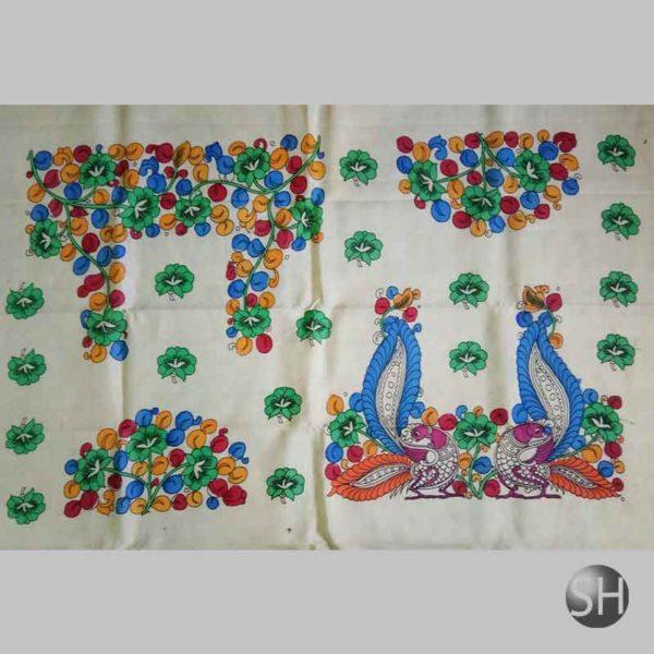 Chenoori silk blouses