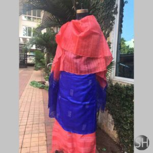Tussar Silk Suit Material #1