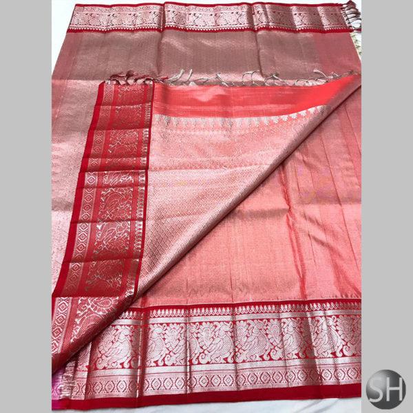 Tissue-saree-with-kuttu-border-pink-2