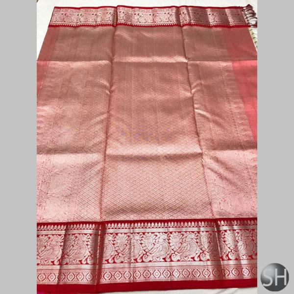 Tissue-saree-with-kuttu-border-pink1