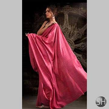 gheecha-tussar-saree-delight-pink