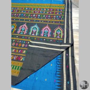 Ikkat Dolabedi Silk Sarees