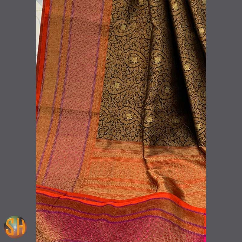 Read more about the article Making of Handloom Sari