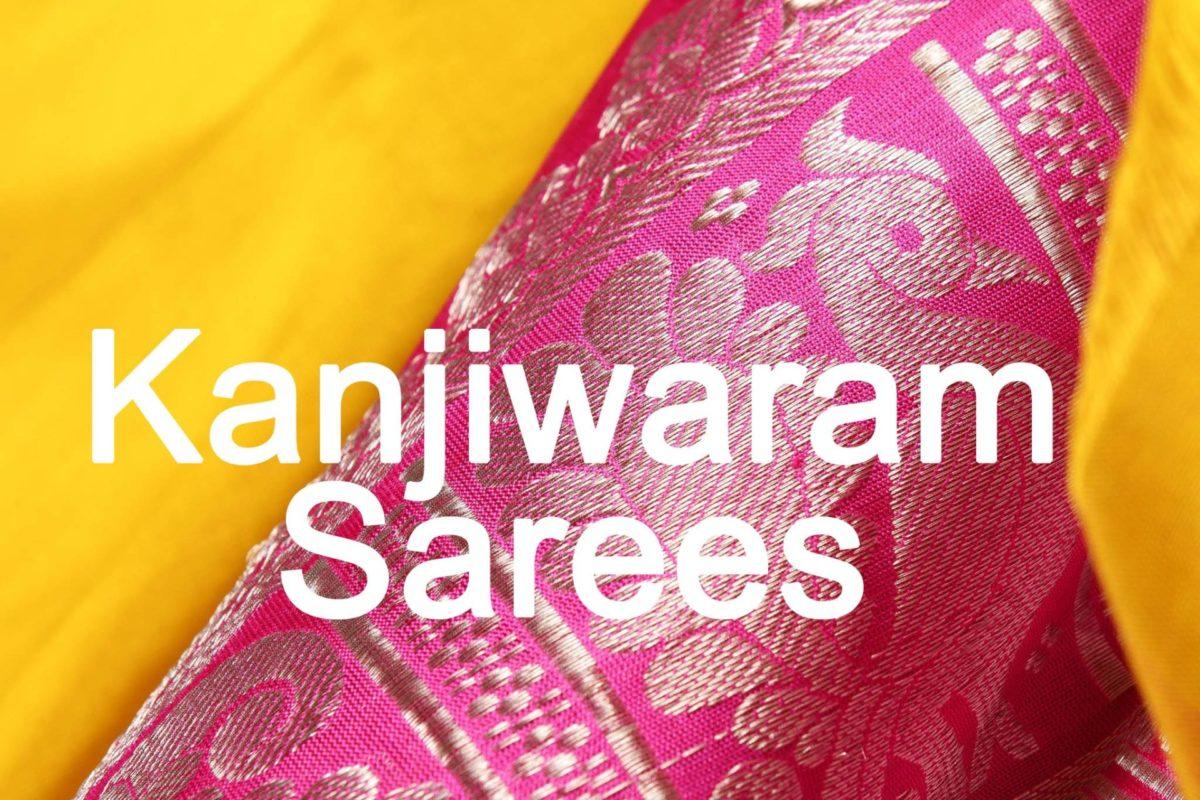 Read more about the article Kanjiwaram Sarees