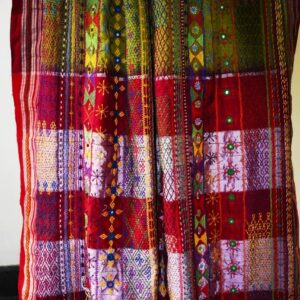 Patted Anchu Cotton Saree (#17)