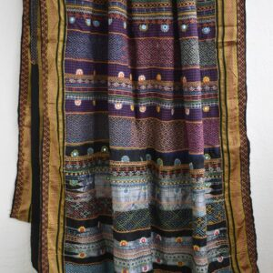 Patted Anchu Cotton Saree (#11)