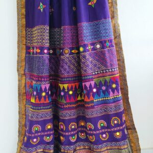 Patted Anchu Cotton Saree (#12)