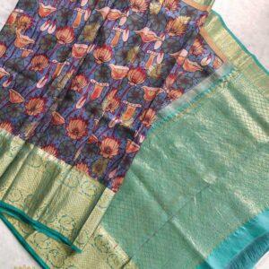 Pure Kanjivaram Silk Sarees #4