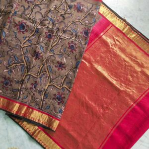 Pure Kanjivaram Silk Sarees #2