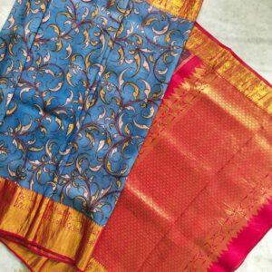Pure Kanjivaram Silk Sarees #3