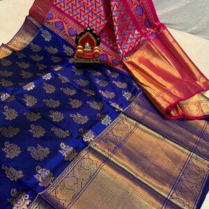 Uppada  Kanchi All Over Sarees (11)