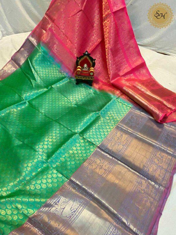 Uppada Kanchi All Over Sarees